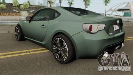 Toyota GT86 2013 для GTA San Andreas