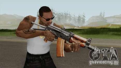 Insurgency MIC AKS74U для GTA San Andreas