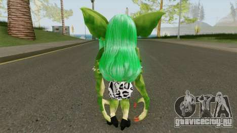 Gremlin Female для GTA San Andreas