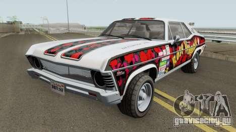 Declasse Vamos GTA V IVF для GTA San Andreas