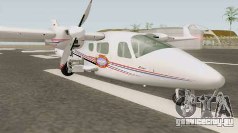 Bandung Pilot Academy Tecnam P2006T для GTA San Andreas