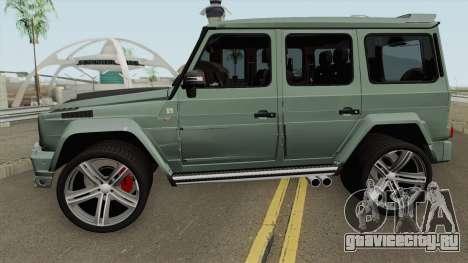 Mercedes-Benz G700 Brabus Widestar для GTA San Andreas