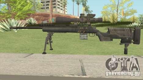 L115A3 USR Sniper Rifle для GTA San Andreas