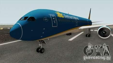 Boeing 787-9 Dreamliner Vietnam Airlines для GTA San Andreas