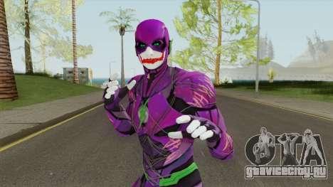 The Joker Flash для GTA San Andreas