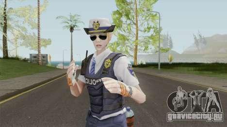 Special Force (SFPH) Police Eid для GTA San Andreas