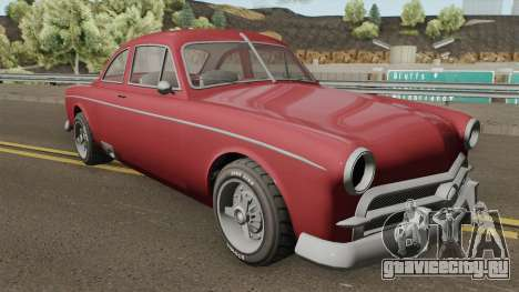 Vapid Clique GTA V IVF для GTA San Andreas