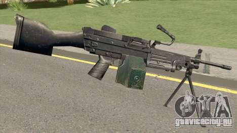 Insurgency MIC M249 для GTA San Andreas