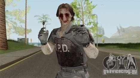 Dead Kevin (RPD) для GTA San Andreas