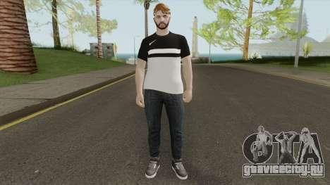 Random Skin 8 для GTA San Andreas