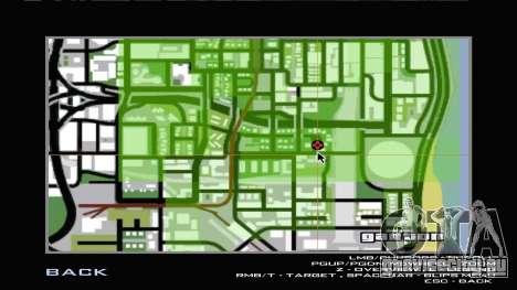 New Rooms (CJ House) для GTA San Andreas