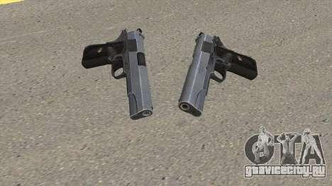 Battlefield 3 M1911 для GTA San Andreas