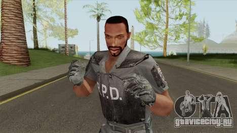 Carl Johnson HD (RPD) для GTA San Andreas