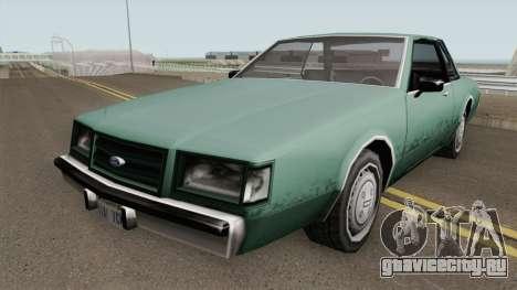 Ford Del Rey Beta (Majestic) для GTA San Andreas