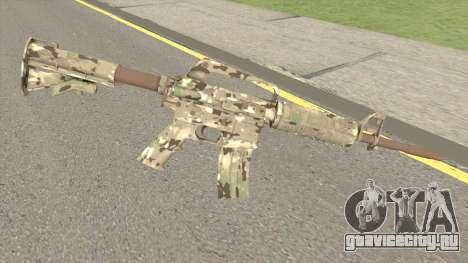 CS:GO M4A1 (Varicamo Skin) для GTA San Andreas