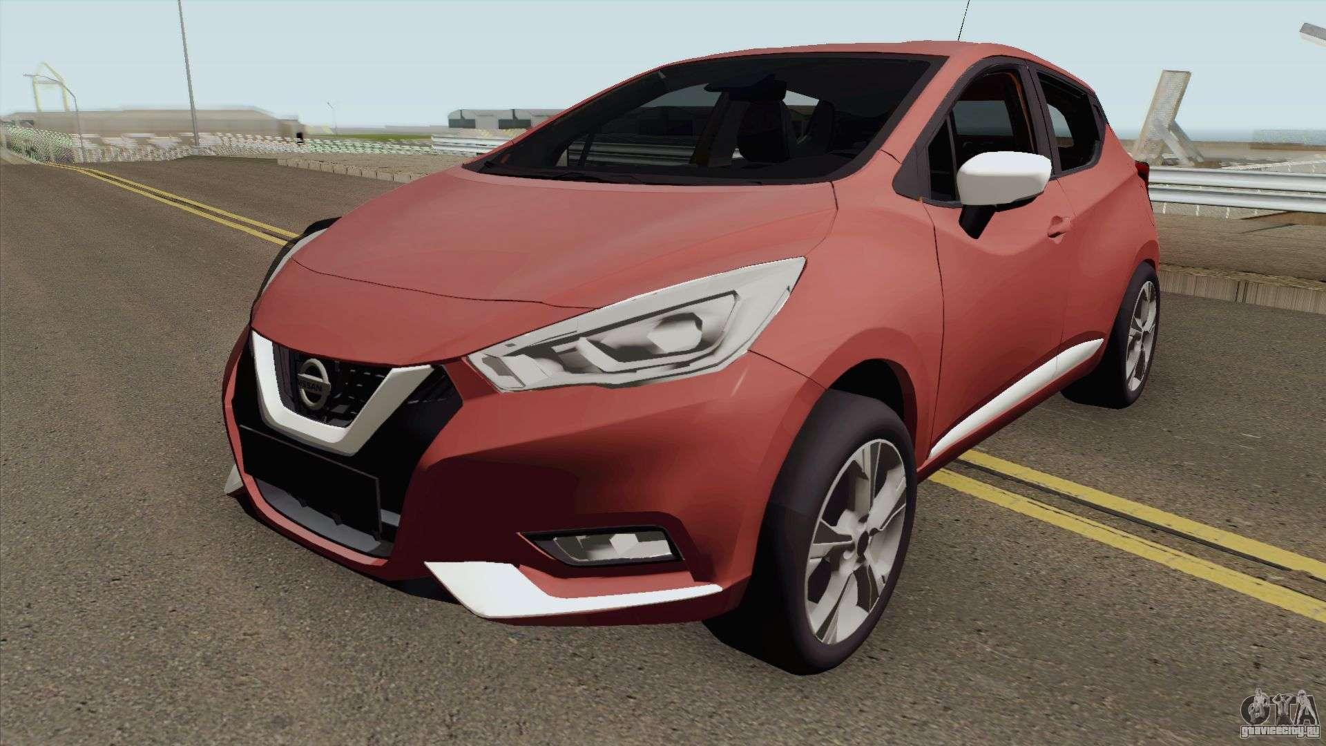 Смотри! Nissan Micra 2019 года картинки