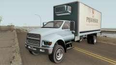 Vapid Yankee 2nd (Short Body) GTA V для GTA San Andreas