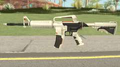 CS:GO M4A1 (Mecha Industries Skin) для GTA San Andreas