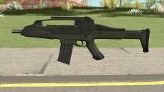 XM8 Compact V2 Green для GTA San Andreas