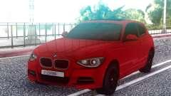 BMW M135i Red для GTA San Andreas