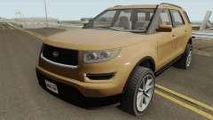 Vapid Scout V2 GTA V для GTA San Andreas