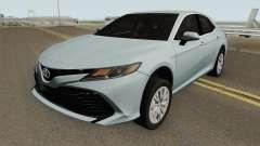 Toyota Camry 2019 LE для GTA San Andreas