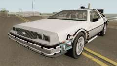 DeLorean DMC-12 (Back To The Future) для GTA San Andreas