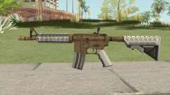 CS-GO M4A4 Royal Paladin для GTA San Andreas