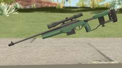 SAKO TRG-42 Sniper Rifle (Green) для GTA San Andreas