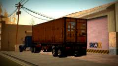 Artict3 Container для GTA San Andreas