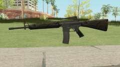 M16A2 Partial Jungle Camo (Ext Mag) для GTA San Andreas