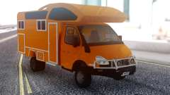 ГАЗ 3307 Дом на колёсах для GTA San Andreas
