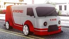 УАЗ 452 Экспорт для GTA San Andreas