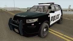 Vapid Police Cruiser Utility GTA V IVF