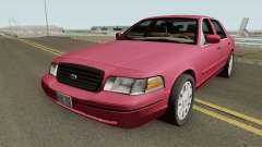 Ford Crown Victoria Civil для GTA San Andreas