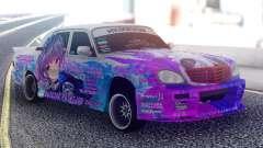 ГАЗ 31105 Дрифт