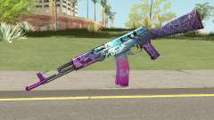 SFPH Playpark (Ghost AK47) для GTA San Andreas