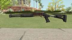 Benelli M4 Default Design для GTA San Andreas