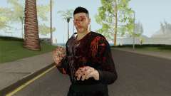 The Punisher V3 (Blood Retextured V2) для GTA San Andreas