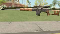 Insurgency MIC SVD для GTA San Andreas