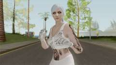 Skin Butty Dancer GTA V для GTA San Andreas