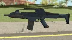 XM8 Compact V2 Blue для GTA San Andreas