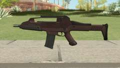 XM8 Compact V2 Red для GTA San Andreas
