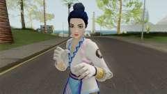 Maki Master From Fortnite для GTA San Andreas