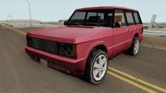 Land Rover Range Rover (Huntley Edit) SA Style для GTA San Andreas