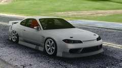 Nissan Silvia S15 White Sport для GTA San Andreas