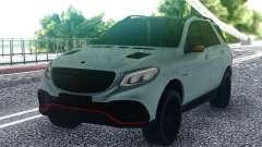 Mercedes-Benz GLE 63 для GTA San Andreas