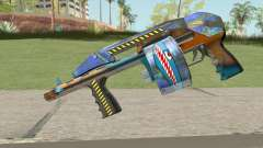 Shotgun (Monster Skin) для GTA San Andreas