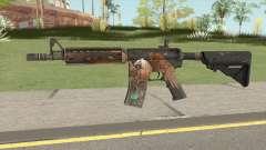 CS-GO M4A4 Griffin для GTA San Andreas