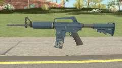 CS:GO M4A1 (Elegant Skin) для GTA San Andreas